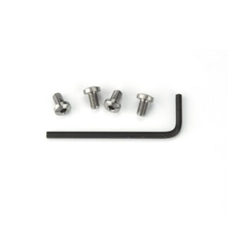 stainless grip screws with wrench