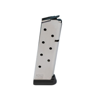 8 round 45 ACP magazine right side