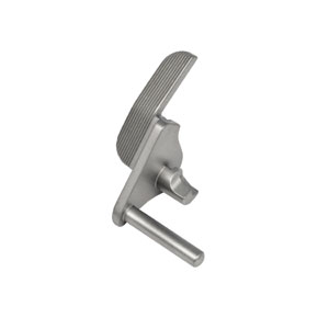 stainless match profile thumb safety
