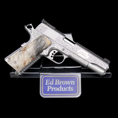 Ed Brown gun stand