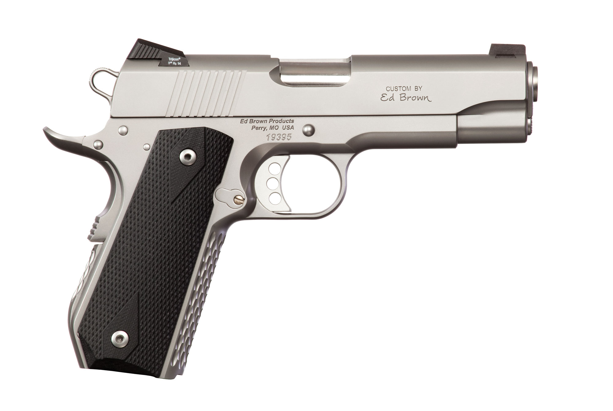 Alpha Carry stainless right side