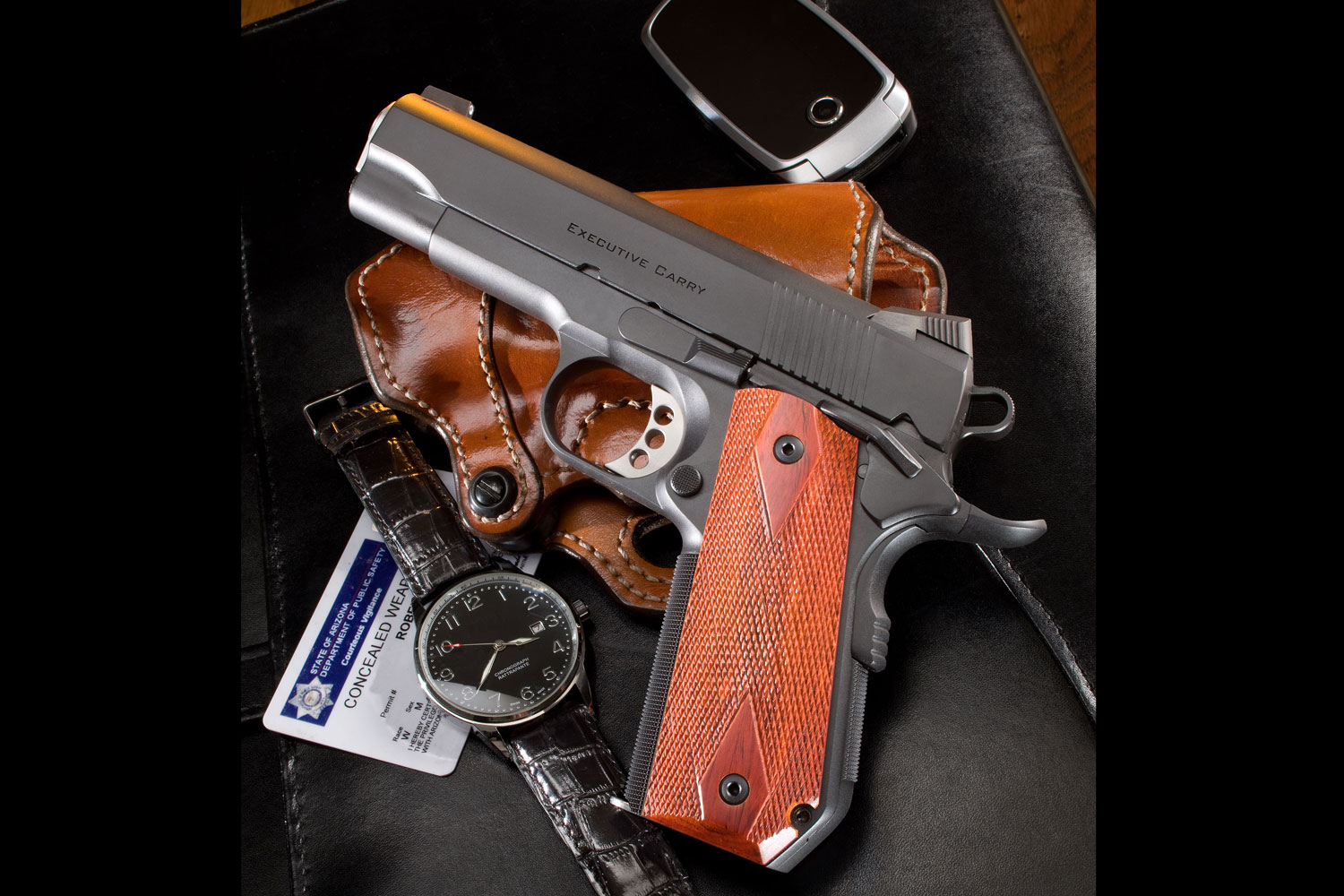 Executive Carry Ed Brown Products Inc