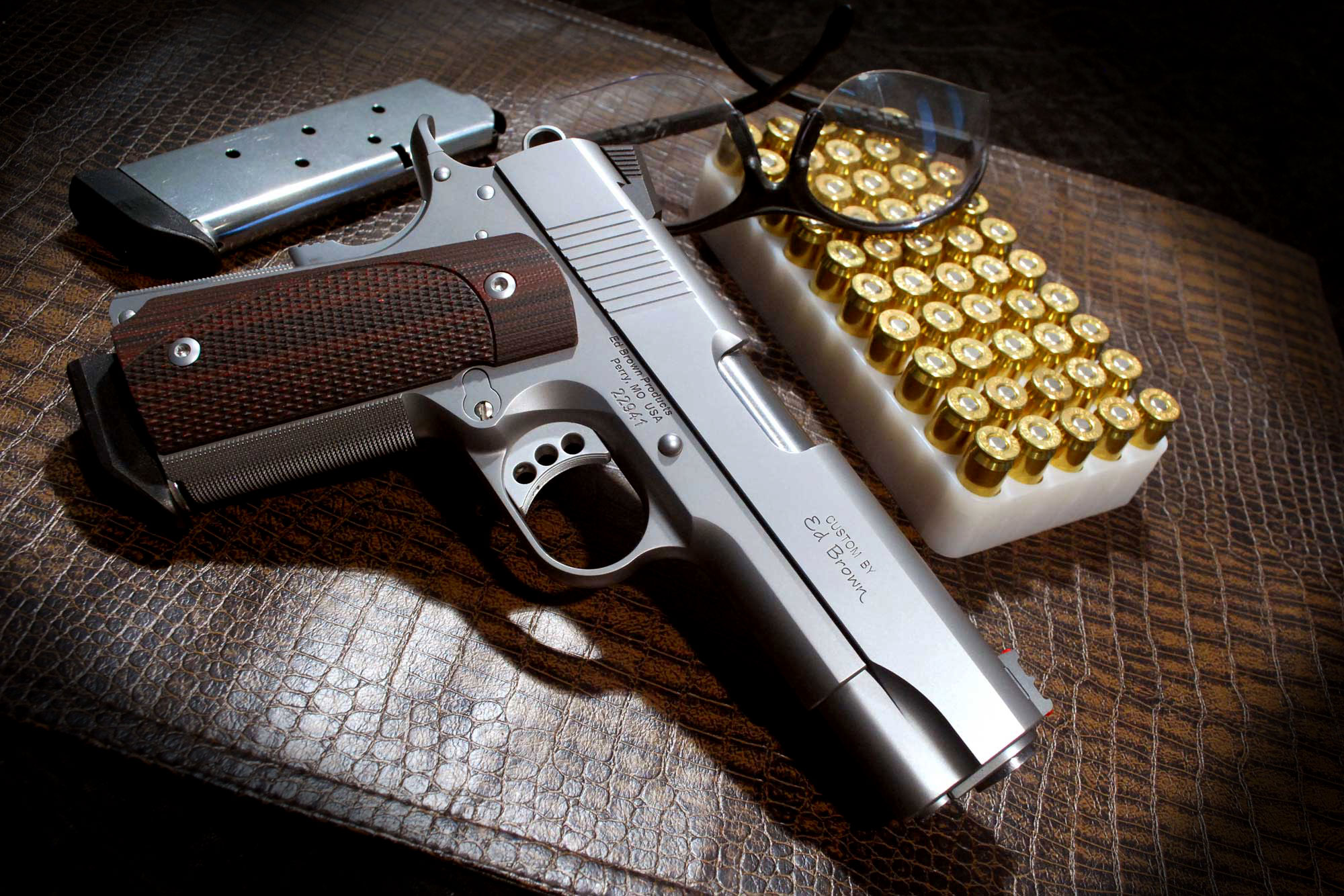 Ed Brown Compact 1911 Ed Brown Products Inc