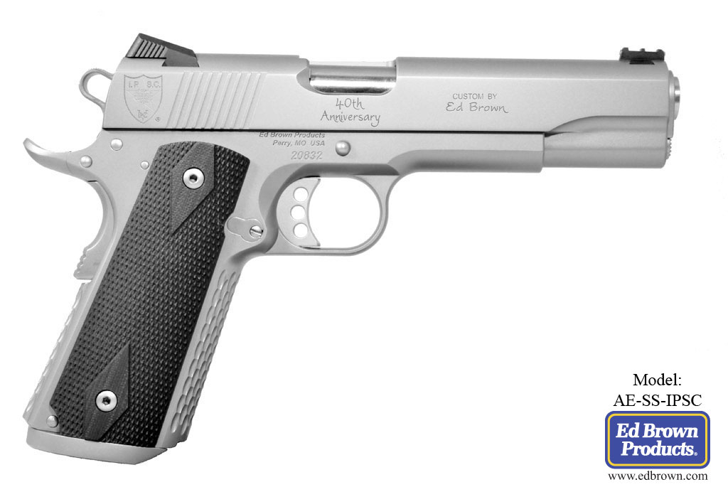 IPSC Edition right side