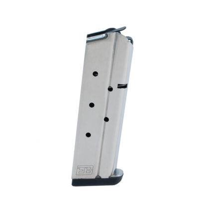 10mm government magazine with thin pad installed