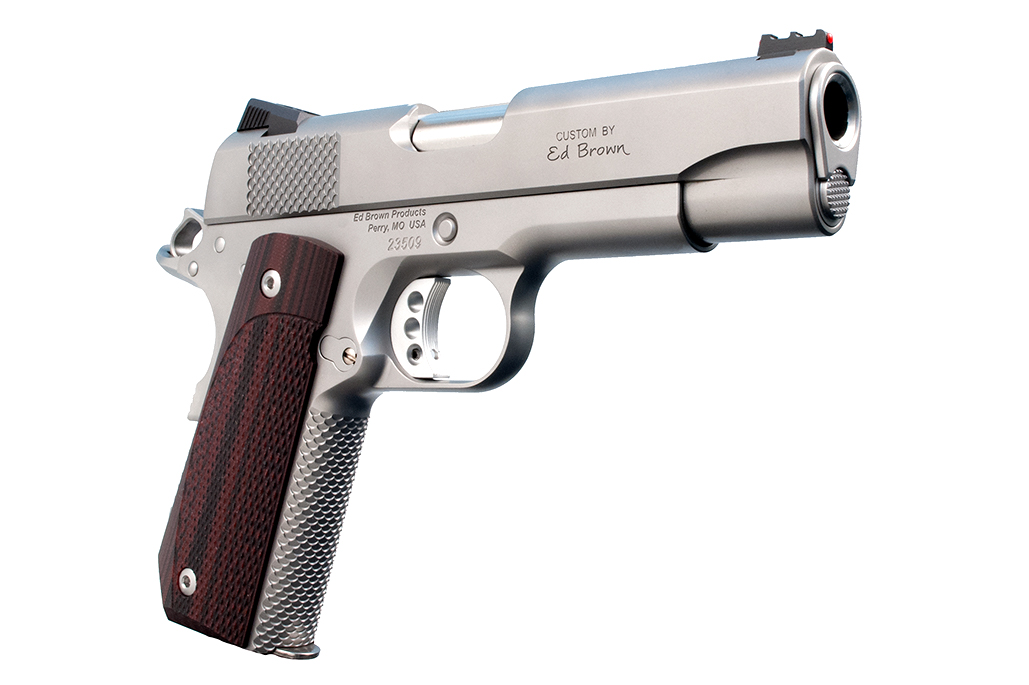Kobra Carry stainless right side