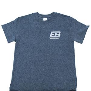 FX1 t-shirt front