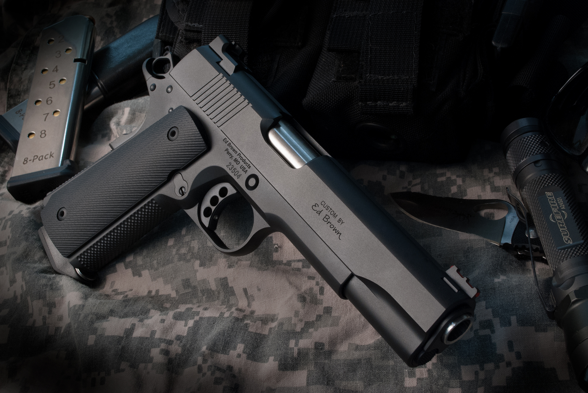 Special Forces Ed Brown Products Inc