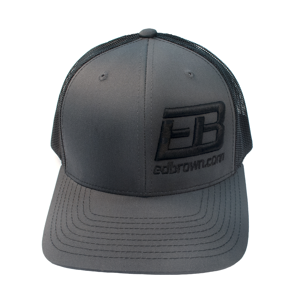 Ed Brown Logo Hat ... 572c1d62d2b