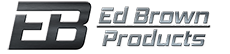 Ed Brown Products logo