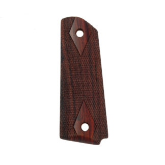double diamond government cocobolo grips