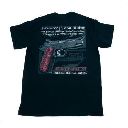 KC9 t-shirt back