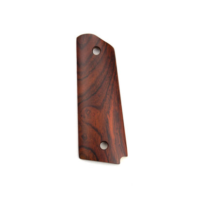 smooth cocobolo grips