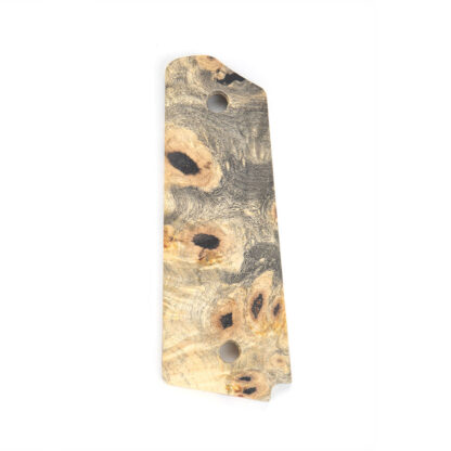 smooth burl grips