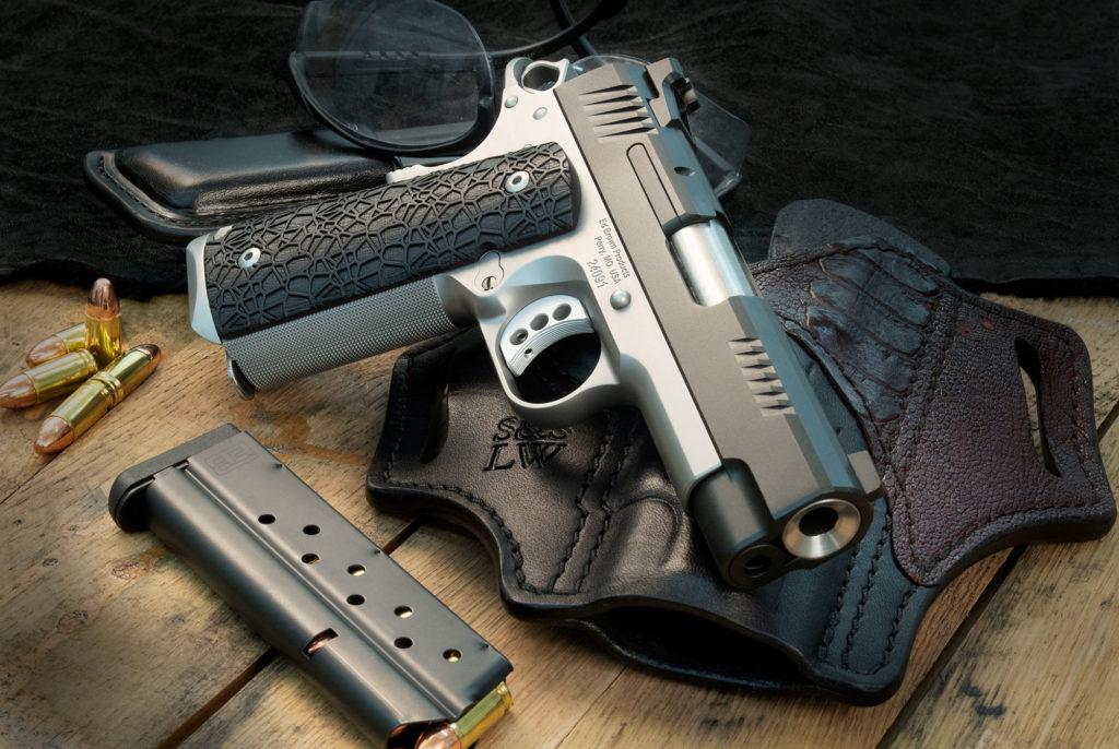 Ed Brown E9 pistol
