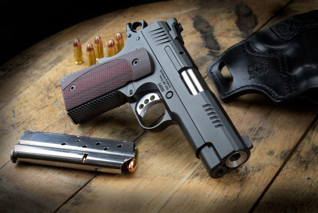 Ed Brown EVO CCO pistol