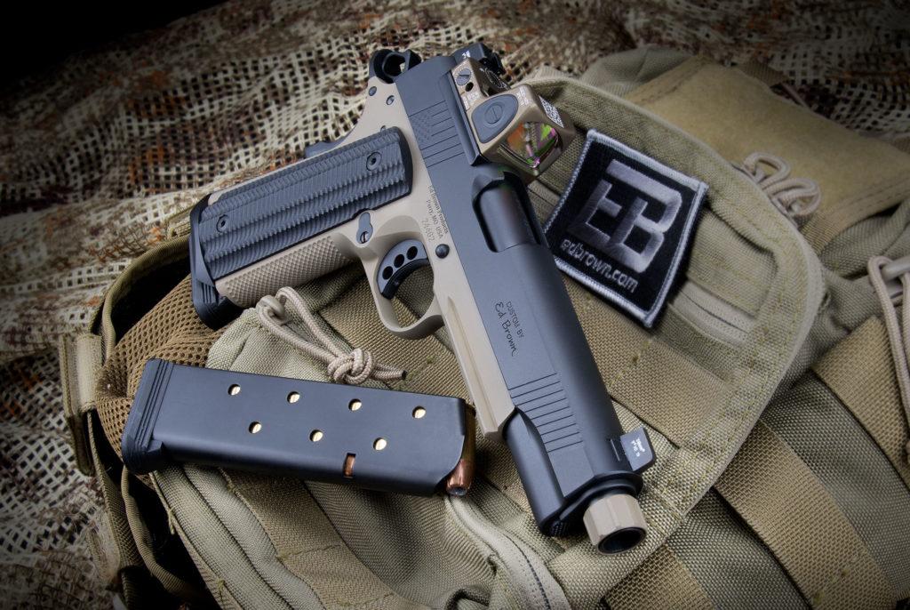 Ed Brown SOCOM pistol
