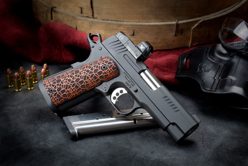 Ed Brown EVO E9 with Chen magwell and Vortex optic