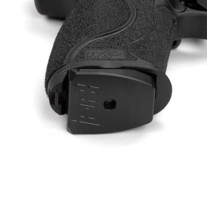 low profile base pad for M&P installed