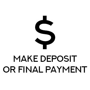 Deposit - Final Payment