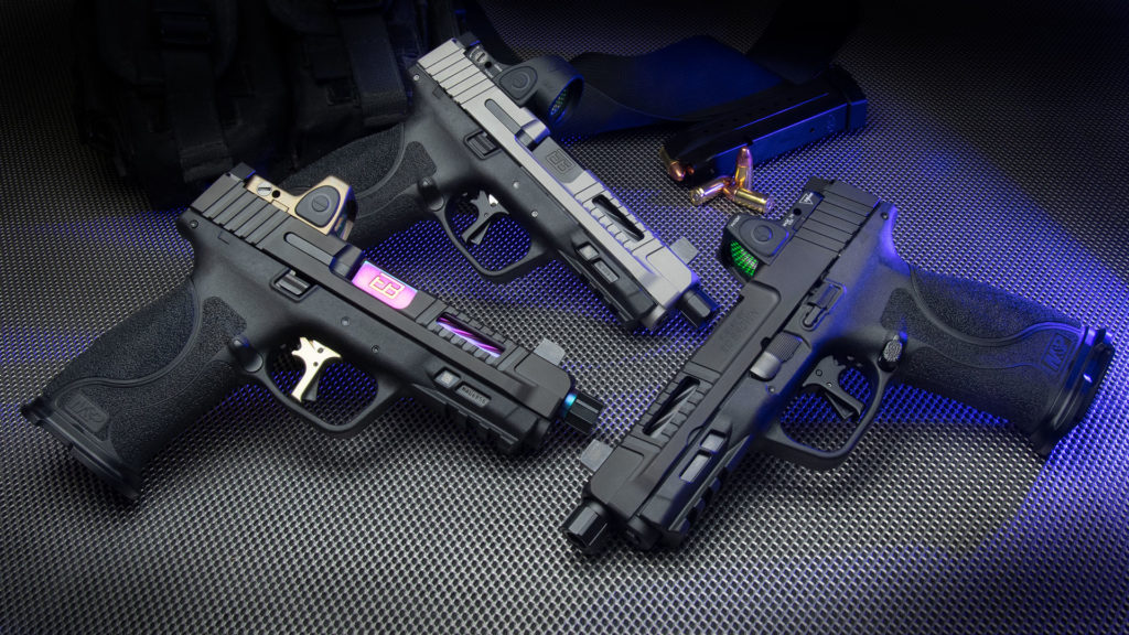 Ed Brown M&P Fueled series pistols