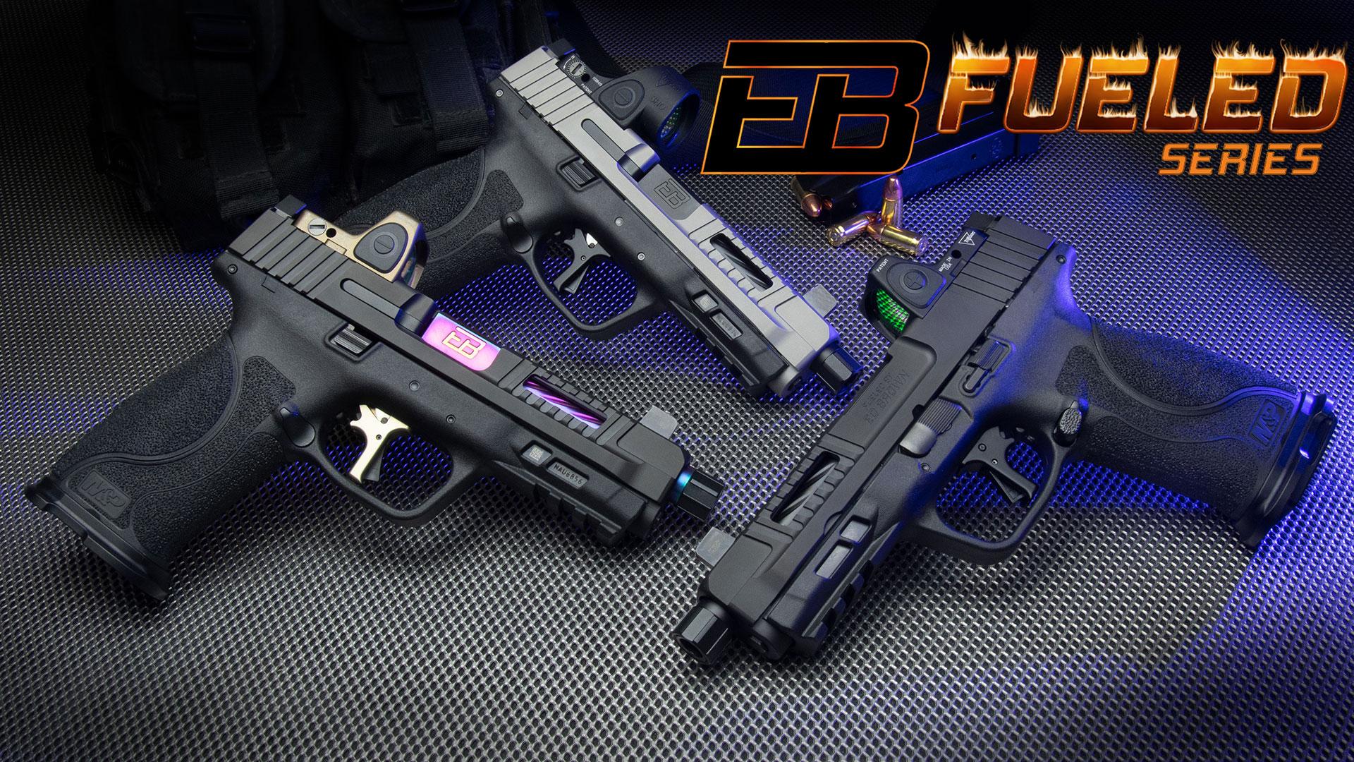 Ed Brown Fueled® M&P®