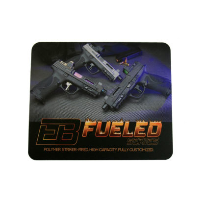 Fueled series mouse pad