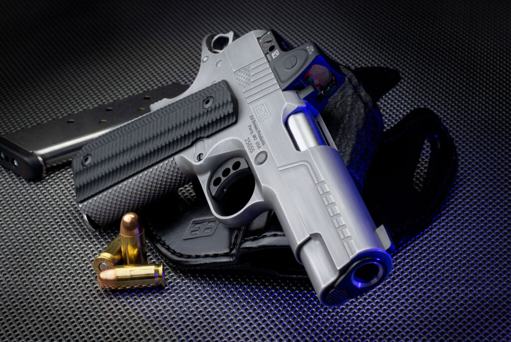 Ed Brown FX2 pistol with RMRcc