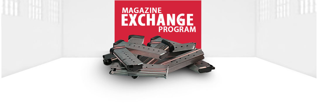 Ed Brown Magazine Exchange program graphic