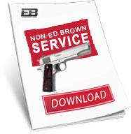Non Ed Brown Service