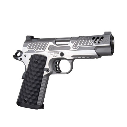 Ed Brown ZEV 1911 right side