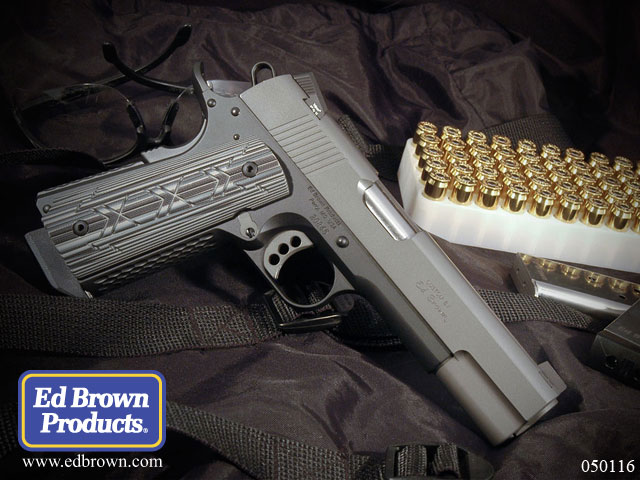 Gallery of Custom Guns | Ed Brown Products, Inc