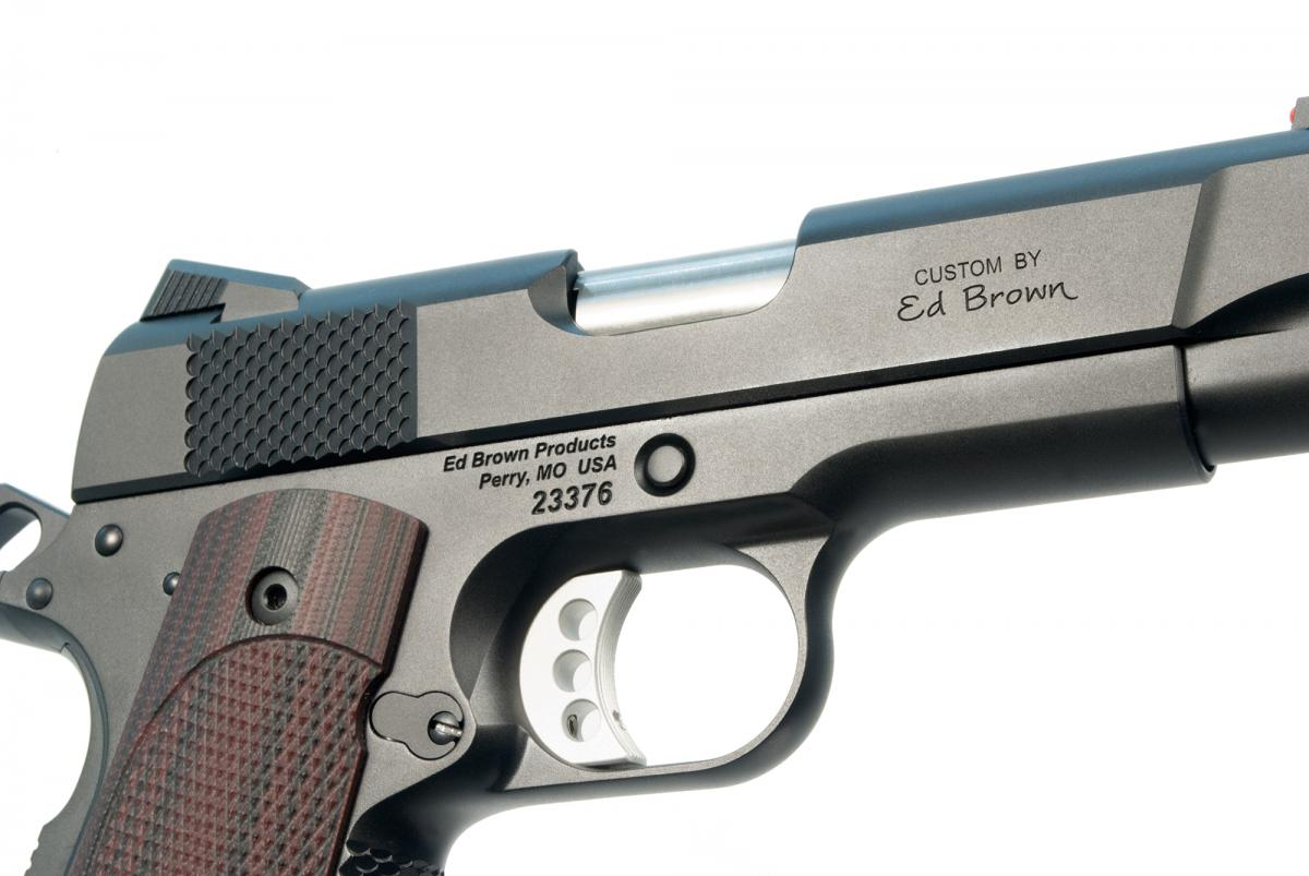 Cco Lightweight Ed Brown Products Inc