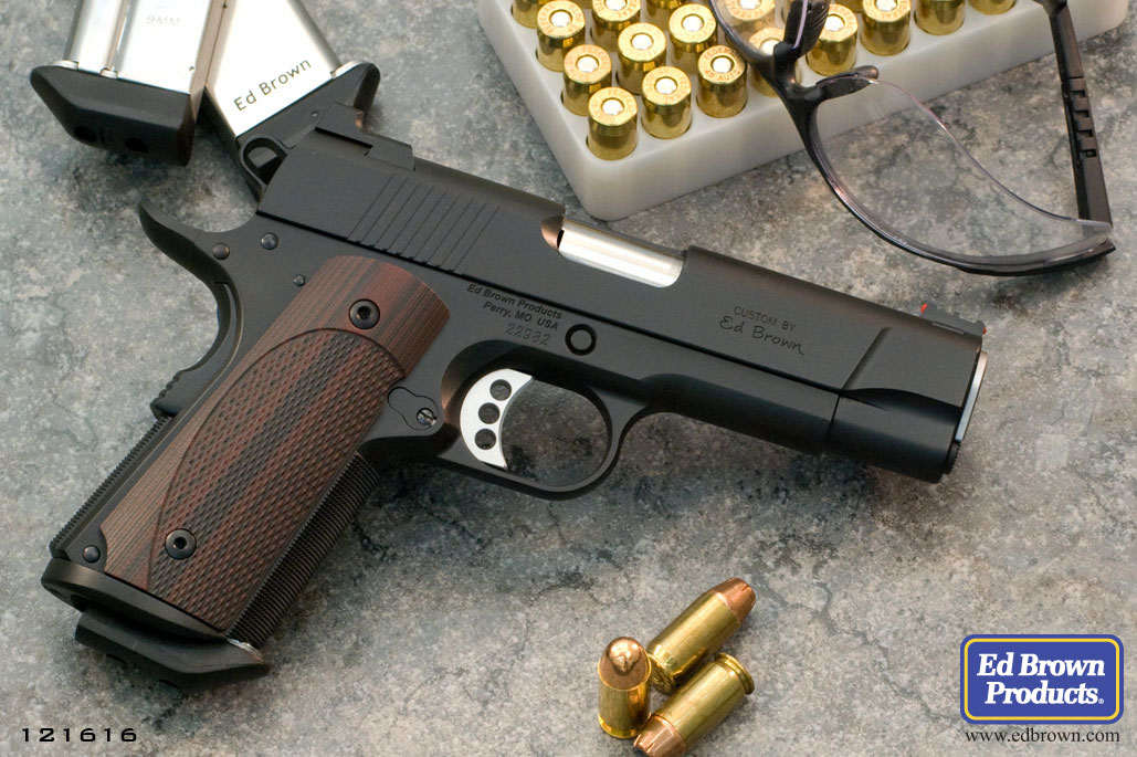 Gallery Of Custom Guns Ed Brown Products Inc